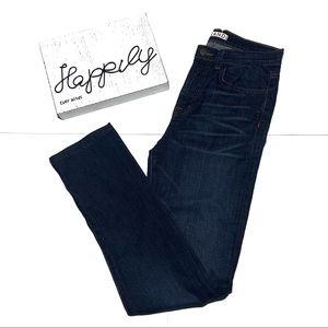 J Brand Midrise Skinny Jeans in Monaco Inseam 29